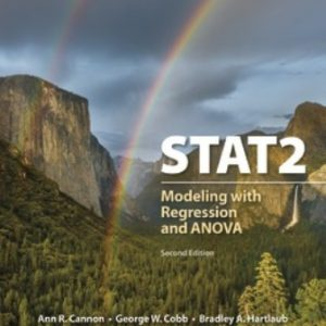 Solution Manual for STAT2, 2nd Edition Cannon