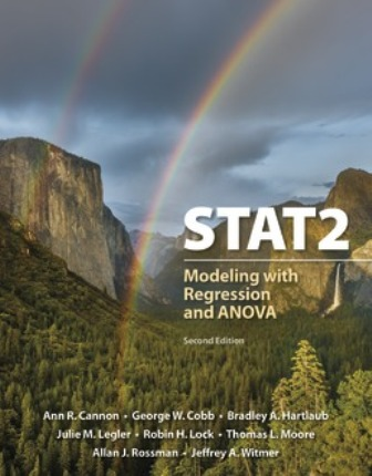Test Bank for STAT2, 2nd Edition Cannon