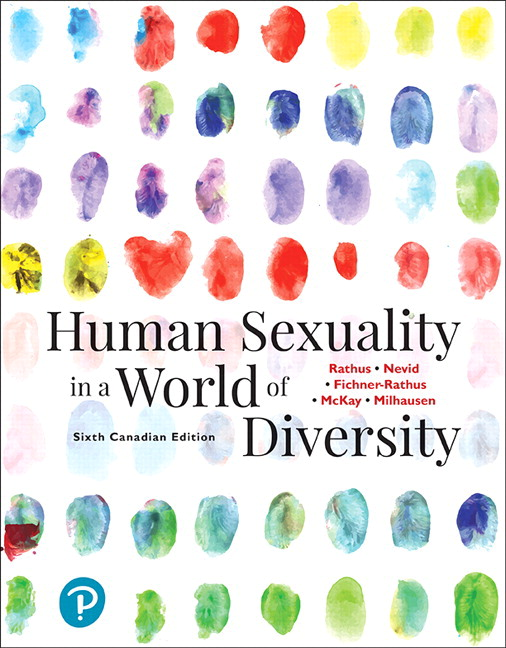 Solution Manual for Human Sexuality in a World of Diversity, 6th Canadian Edition Rathus