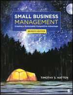 Solution Manual for Small Business Management Creating a Sustainable Competitive Advantage, 7th Edition Hatten