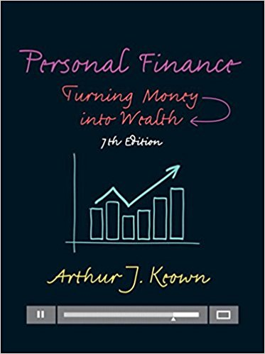 Solution Manual for Personal Finance Turning Money into Wealth, 7th Edition Keown