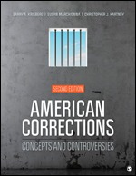 Test Bank for American Corrections Concepts and Controversies, 2nd edition Krisberg