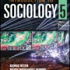Test Bank for Introduction to Sociology 5th Edition By Ritzer