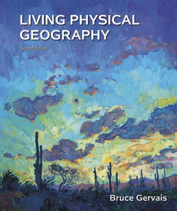 Test Bank for Living Physical Geography, 2nd Edition Gervais