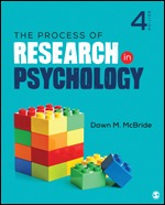 Test Bank for The Process of Research in Psychology, 4th Edition McBride