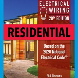 Test Bank for Electrical Wiring Residential 20th Edition Mullin