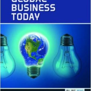 Test Bank for Global Business Today 5th Canadian Edition Hill
