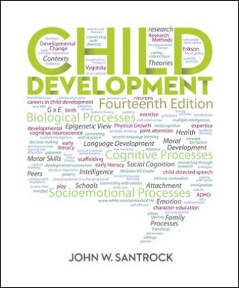Test Bank for Child Development: An Introduction 14th Edition Santrock
