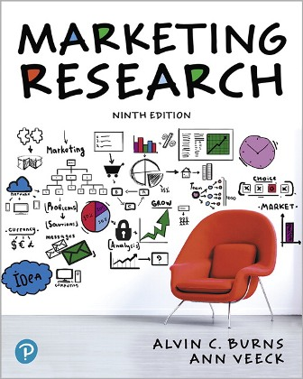 Solution Manual for Marketing Research, 9th Edition Burns