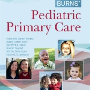 Test Bank for Burns' Pediatric Primary Care, 7th Edition Maaks