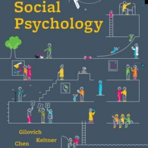Test Bank for Social Psychology 5th Edition Gilovich