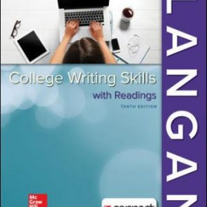 Test Bank for College Writing Skills with Readings 10th Edition Langan