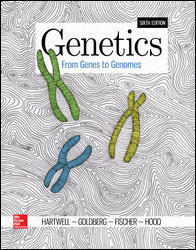 Test Bank for Genetics From Genes to Genomes, 6th Edition Hartwell