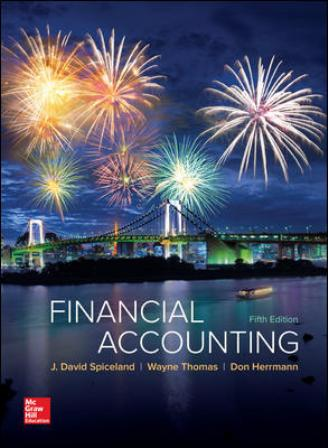 Solution Manual for Financial Accounting 5th Edition Spiceland