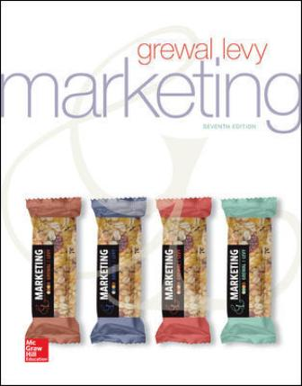Solution Manual for Marketing 7th Edition Grewal