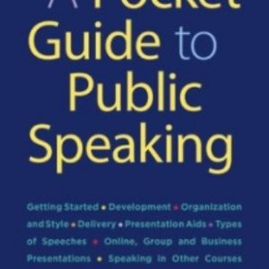 Test Bank for Pocket Guide to Public Speaking, 6th Edition O'Hair