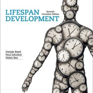 Test Bank for Lifespan Development, 7th Canadian Edition Boyd