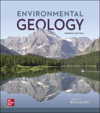 Test Bank for Environmental Geology, 4th Edition Reichard