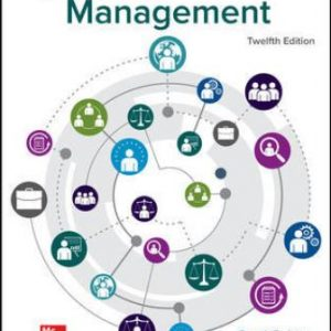Solution Manual for Contemporary Management, 12th Edition Jones