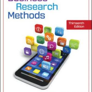 Solution Manual for Business Research Methods, 13th Edition Schindler