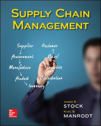 Solution Manual for Supply Chain Management, 1st Edition Stock