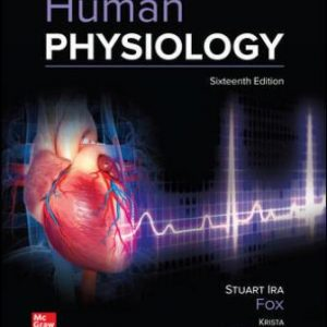 Test Bank for Human Physiology, 16th Edition Fox