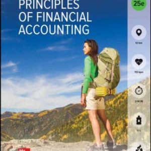 Solution Manual for Principles of Financial Accounting (Chapters 1-17), 25th Edition Wild