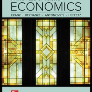 Solution Manual for Principles of Microeconomics, 8th Edition Frank