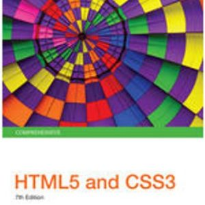 Solution Manual for New Perspectives HTML5 and CSS3: Comprehensive, 7th Edition Carey