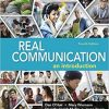 Test Bank for Real Communication, 4th Edition O'Hair