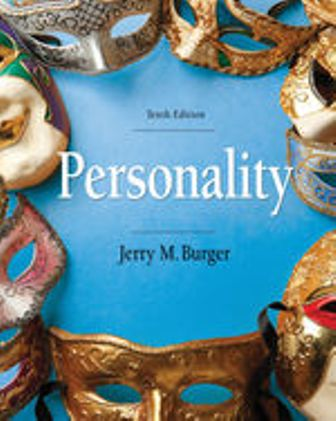 Test Bank for Personality, 10th Edition, Burger