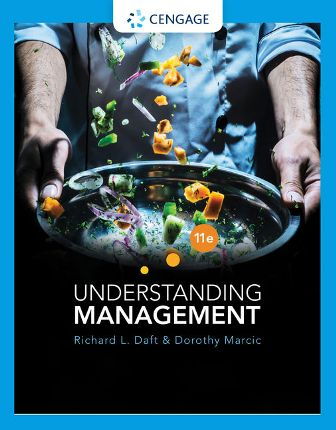 Solution Manual for Understanding Management, 11th Edition Daft