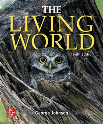 Test Bank for The Living World, 10th Edition Johnson