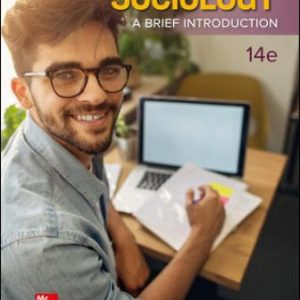 Test Bank for Sociology: A Brief Introduction, 14th Edition Schaefer