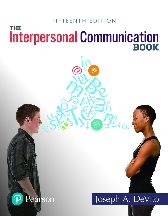 Test Bank for The Interpersonal Communication Book 15th Edition DeVito