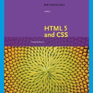 Test Bank for New Perspectives on HTML 5 and CSS: Comprehensive, 8th Edition Carey