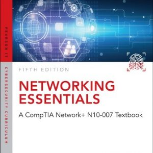 Test Bank for Networking Essentials: A CompTIA Network+ N10-007 Textbook, 5th Edition Beasley