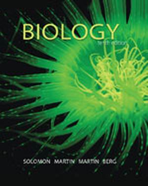 Solution Manual for Biology 10th Edition Solomon