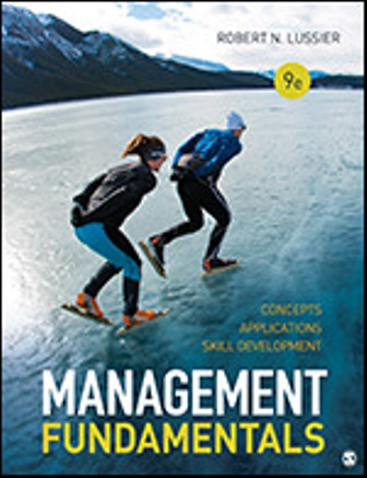 Test Bank for Management Fundamentals Concepts, Applications, and Skill Development 9th Edition Lussier