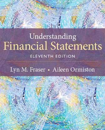 Solution Manual for Understanding Financial Statements 11th Edition Fraser