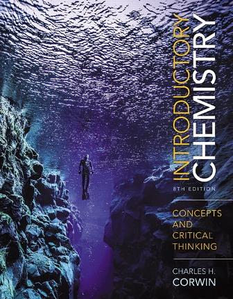 Test Bank for Introductory Chemistry: Concepts and Critical Thinking 8th Edition Corwin