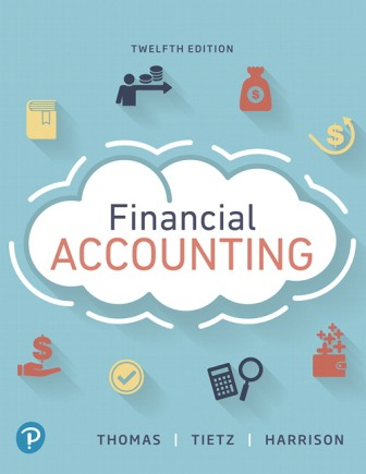 Solution Manual for Financial Accounting 12th Edition Tietz