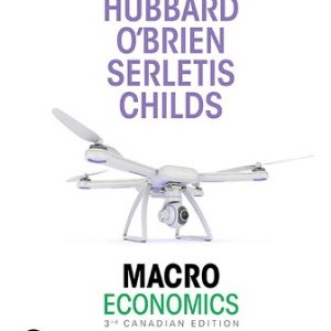 Test Bank for Macroeconomics 3rd Canadian Edition Hubbard