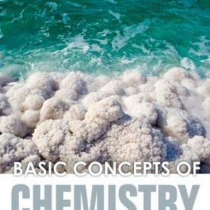 Test Bank for Basic Concepts of Chemistry 9th Edition Malone