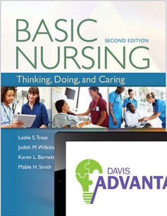 Test Bank for Basic Nursing: Thinking Doing and Caring 2nd Edition Treas