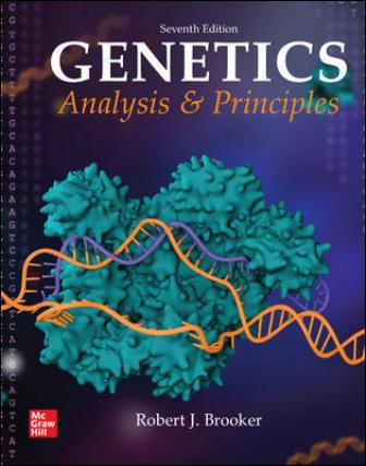 Test Bank for Genetics: Analysis and Principles 7th Edition Brooker