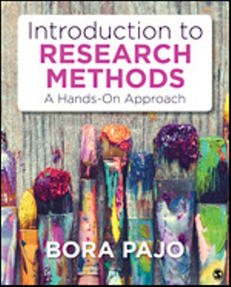 Test Bank for Introduction to Research Methods A Hands-On Approach 1st Edition Pajo
