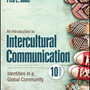 Test Bank for An Introduction to Intercultural Communication Identities in a Global Community 3rd Edition Jandt
