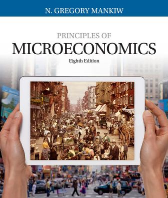 Solution Manual for Principles of Microeconomics 8th Edition Mankiw